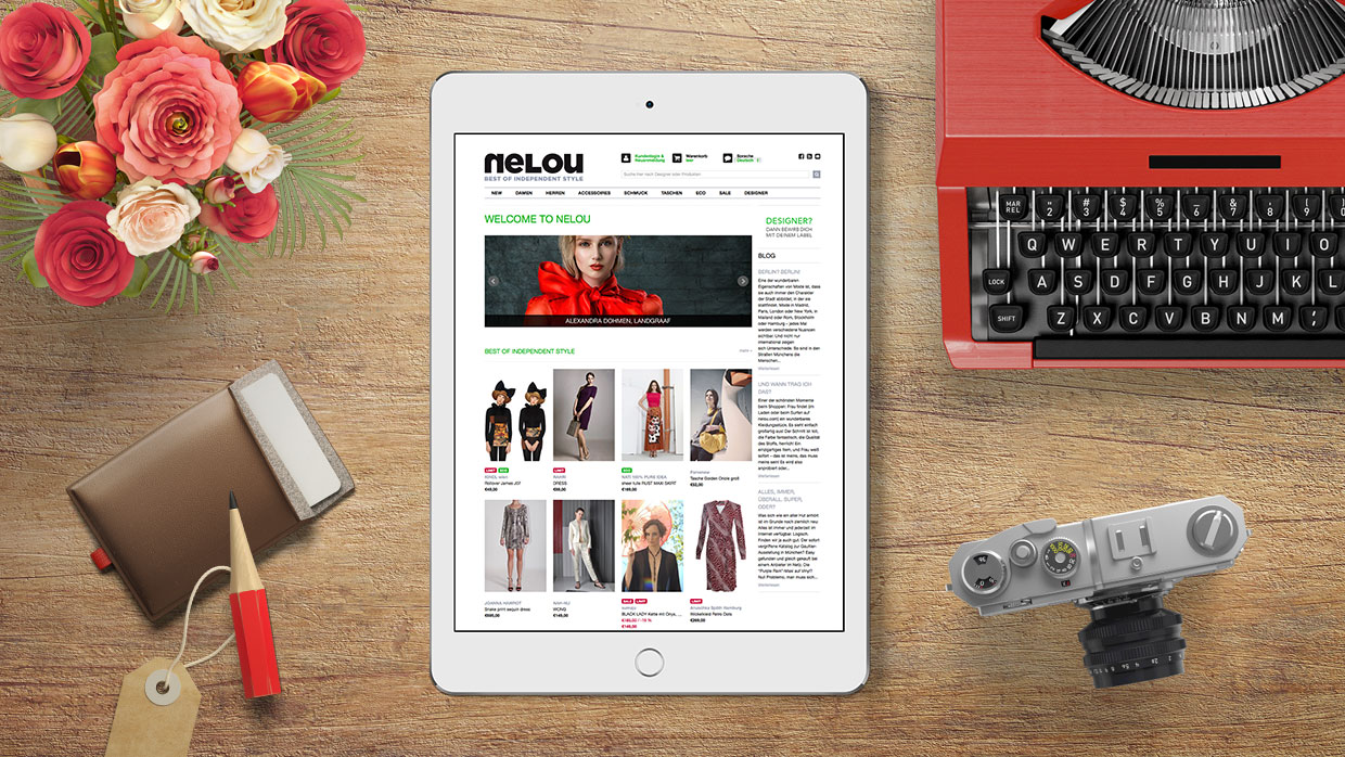 nelou best of independent fashion